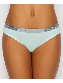 Radiant Cotton Bikini by Calvin Klein