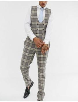 33dc36b5e841 Shoptagr   Gianni Feraud Plain Dusty Blue Tie by Tie