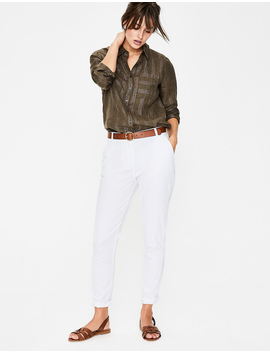 Helena Chino Pants by Boden