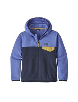 Patagonia Girls' Micro D® Snap T® Fleece Jacket by Patagonia