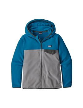 Patagonia Boys' Micro D® Snap T® Fleece Jacket by Patagonia