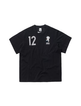819c4d00 Shoptagr | Nikelab X Off White Mercurial Nrg X Tee Black by Stock X