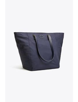 Tilda Nylon Tote by Tory Burch