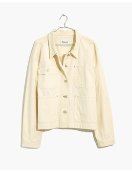 b9afb8bbe Cropped Chore Jacket