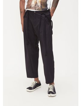 Rope Trouser by Craig Green