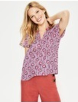 Nessa Top by Boden
