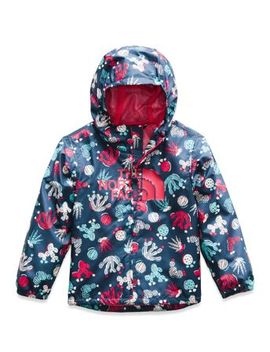 Toddler Novelty Flurry Wind Jacket by The North Face