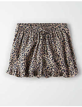 ae-high-waisted-leopard-print-runner-shorts by american-eagle-outfitters