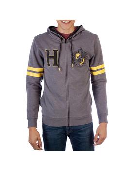 Harry Potter Hufflepuff Hoodie by Think Geek