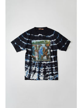 special-edition-t-shirt-multi-colour---blue by acne-studios