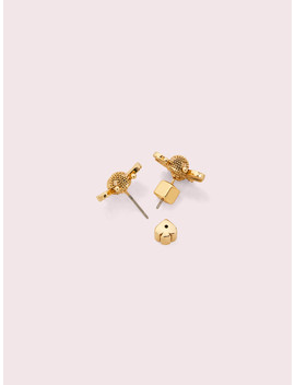 All Abuzz Bee Studs by Kate Spade