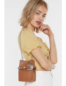 western-buckle-2-way-bag by nasty-gal