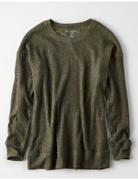 ae-plush-sweatshirt by american-eagle-outfitters