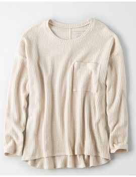 ae-plush-crew-neck-sweater by american-eagle-outfitters