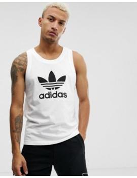 adidas-originals-tank-vest-in-white by adidas-originals