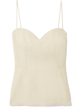 Linen Camisole by Theory