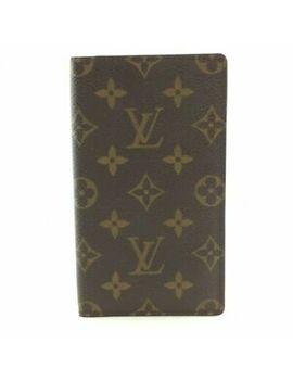 C1113 Authentic Louis Vuitton Agenda Posh R20503 by Louis Vuitton