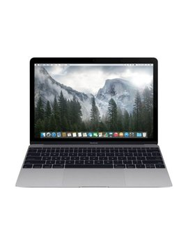 "Macbook® 12"" Pre Owned Laptop   Intel Core M   8 Gb Memory   256 Gb Solid State Drive   Space Gray by Apple"
