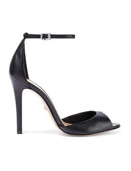 Saasha Lee Leather Sandals by Schutz