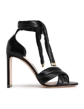 Leather Sandals by Nicholas Kirkwood