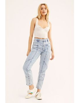 Ruby Tapered Jeans by We The Free