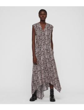 tate-misra-dress by allsaints