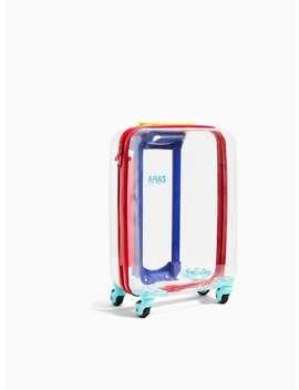 Transparante Trolley Travel Alles Bekijken Tassen En Rugzakken Meisjes by Zara