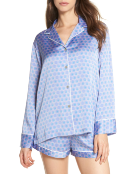 Honeycomb Short Pajamas by Natori