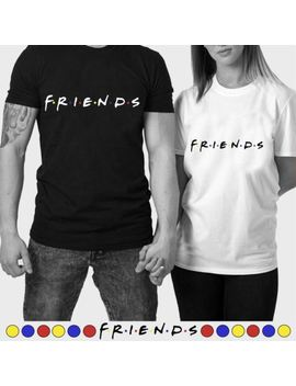 Mens Ladies Unisex Friends T Shirt Tv Series Inspired Casual Cool Funny Tee Top by Unbranded