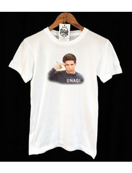 Friends T Shirt   Ross   90 S   Unagi   Vintage   Tv   Peak Clothing   Unisex by Peak Clothing