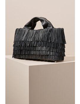 Alexa Fringe Tote Bag by Daniella Lehavi