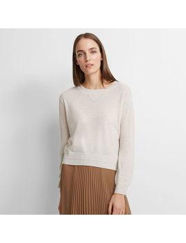 Cashmere Sweatshirt Sweater by Club Monaco