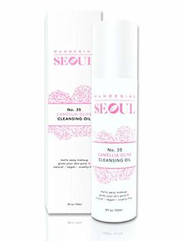 Wandering Seoul No.35 Camellia Cleansing Oil 150 Ml Full Size by Wandering Seoul