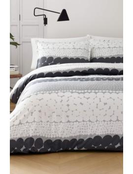 Jurmo Comforter & Sham Set by Marimekko
