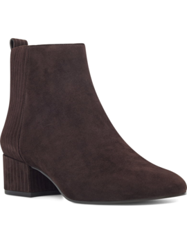 Lamonto Striped Bootie by Nine West
