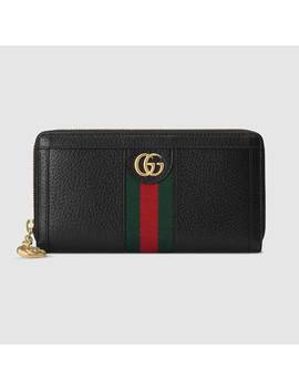 Ophidia Zip Around Wallet by Gucci