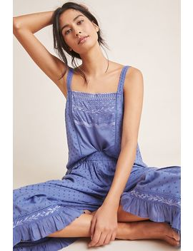 Wynonna Sleep Cami by Anthropologie