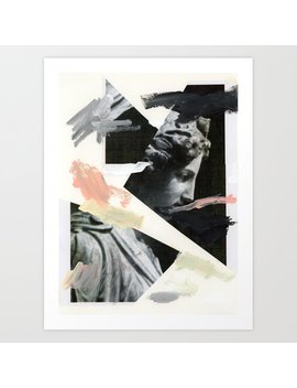 Untitled (Painted Composition 3) Art Print by Society6