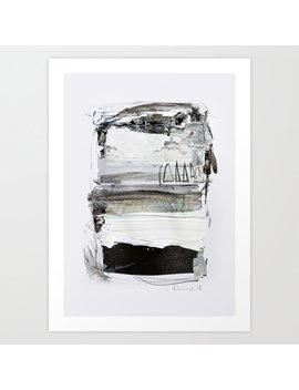 Neutral Tone 2 Art Print by Society6