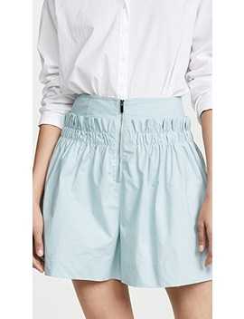 Full Shorts by Tibi