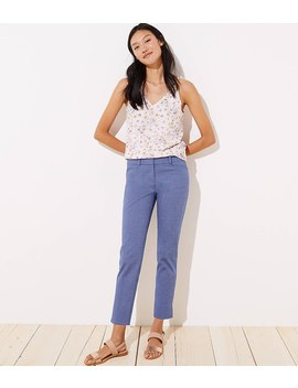 Chambray Riviera Pants In Marisa Fit by Loft