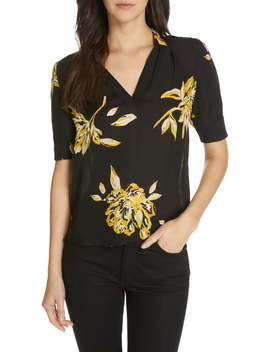 Ance Silk Top by Joie