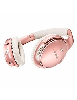 Quiet Comfort 35 Wireless Headphones Ii In Rose Gold With Bose Ar — Works With Alexa Voice Control by Bose