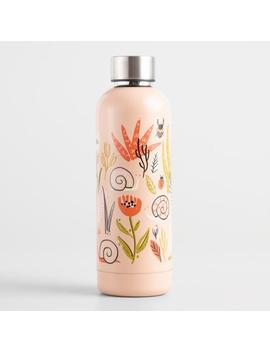 Small World Insulated Stainless Steel Water Bottle by World Market