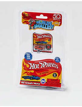 License To Play World's Smallest Hot Wheels by American Eagle Outfitters