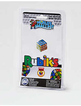 License To Play World's Smallest Rubik's Cube by American Eagle Outfitters
