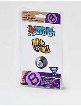 License To Play World's Smallest Magic 8 Ball by American Eagle Outfitters