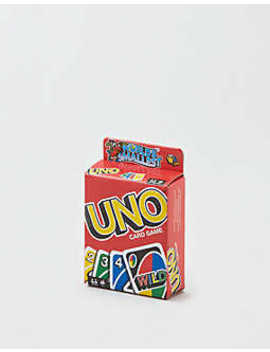License To Play World's Smallest Uno by American Eagle Outfitters