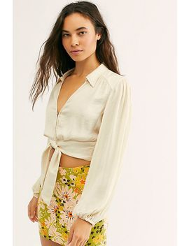 Say It Ain't So Top by Free People