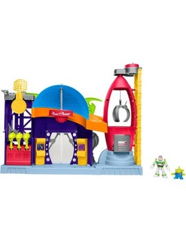 Fisher Price Imaginext Disney Pixar Toy Story 4 Pizza Planet Playset by Price Imaginext Disney Pixar Toy Story 4 Pizza Planet Playset